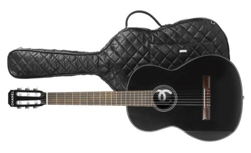 Chanel guitar